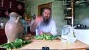 Зеленый русский квас и хрен с ним