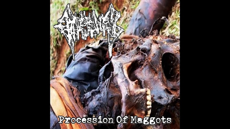 Gorebones - Procession of Maggots [2019 Goregrind / Gorenoise]