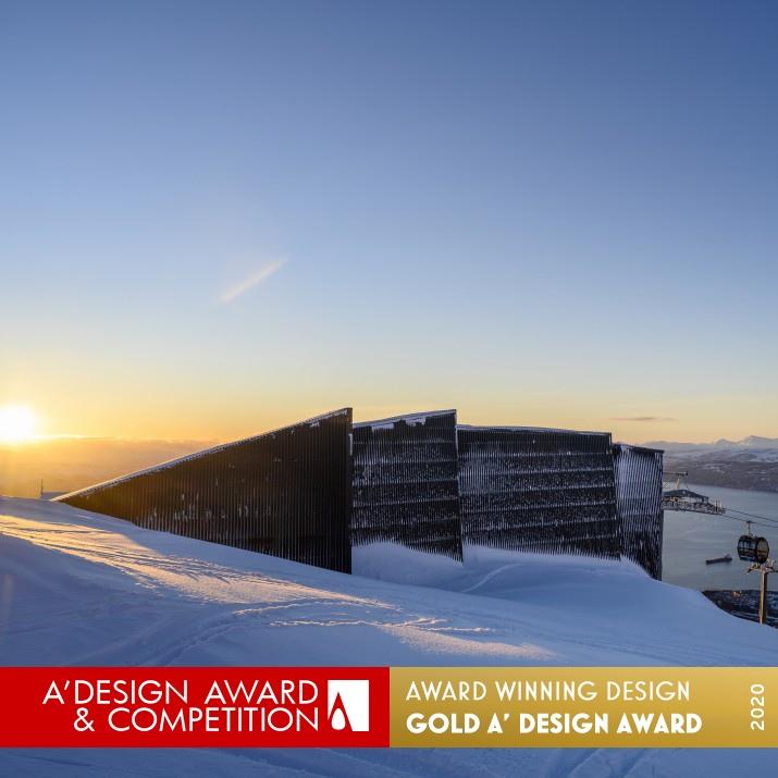 Narvik Gondola Station Gondola by Snorre Stinessen