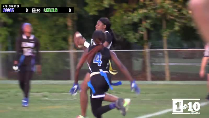 WIN OR GO HOME Godby and Lincoln Flag FTBL District Title Matchup Goes Down To