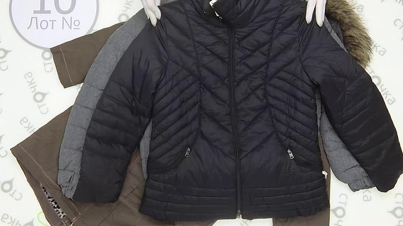 The Fresh brand S Oliver Zero Bonita Puffa Womens Mens 10 сток одежда оптом