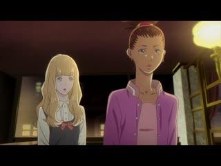 Carole & Tuesday / Кэрол и Тьюсдэй - 16 серия [Озвучка: Amikiri, Cleo-chan, Anzen & Gomer (AniLibria MVO)]