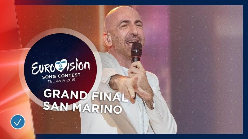 San Marino - LIVE - Serhat - Say Na Na Na - Grand Final - Eurovision 2019
