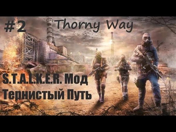 S T A L K E R Зов Припяти Мод Тернистый Путь Thorny Way2