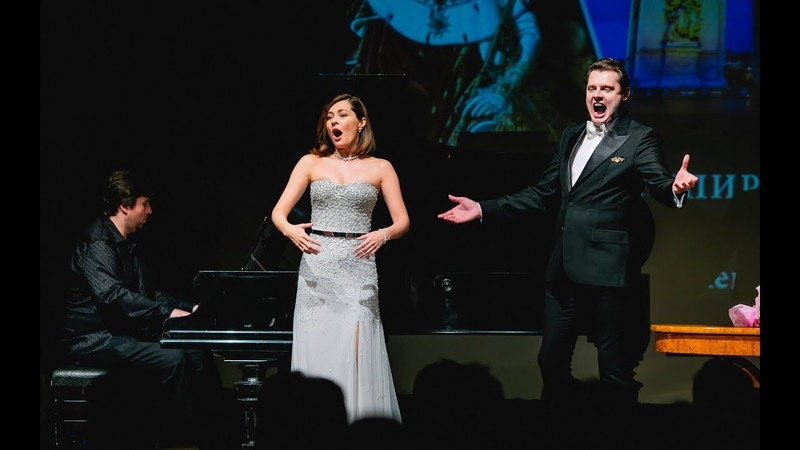 Evgeniy Ponasenkov and Ksenia Dezhneva Libiamo ne' lieti calici La traviata G Verdi