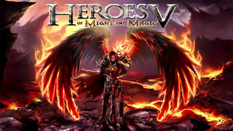 [7] Heroes of Might Magic V ► Инферно - Кампания (Герой) / Миссия №3