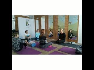 Практика медитации в нисходящем потоке