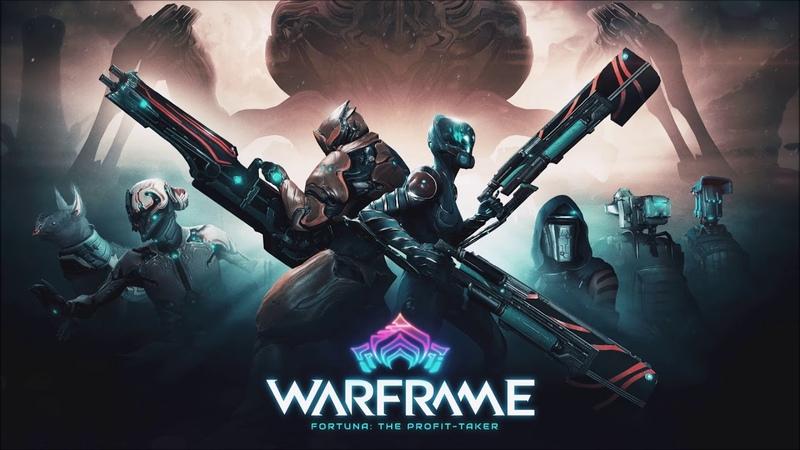 Warframe OST The Profit Taker Fortuna Part 2 Somachord Cold Wave