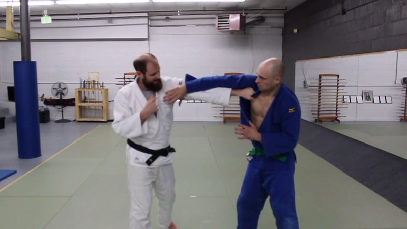 Judo Grip Fighting Essentials