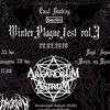 Winter MMXX Plague Fest 22.02 Minsk