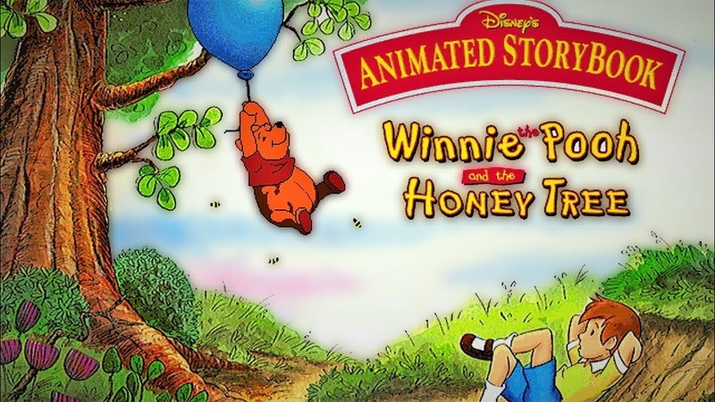 Disney's Animated Storybook Winnie the Pooh and the Honey Tree 1995