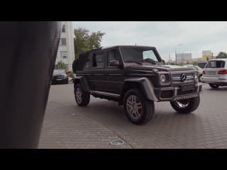 Самый дорогой Гелик в России за 84 млн рублей!