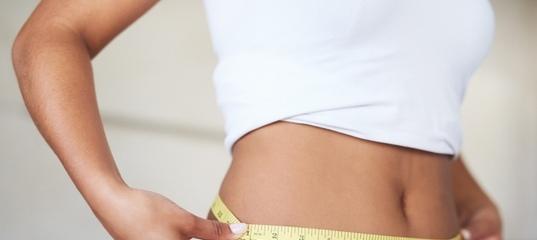 Похудеть на живот и талию