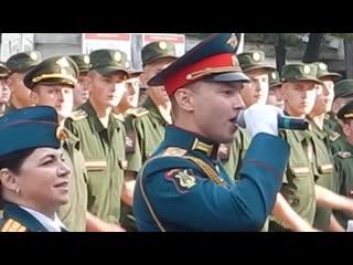 День знании в Военном университете МО РФ - 2018