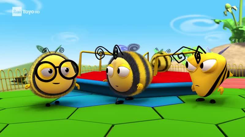 La casa delle api S1E44 Buzzbee vanitoso