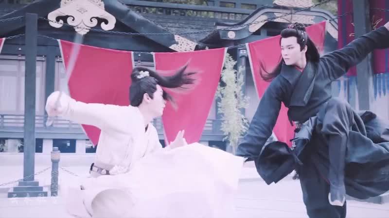 Цзи Чуань и Чжао Цин Фэн