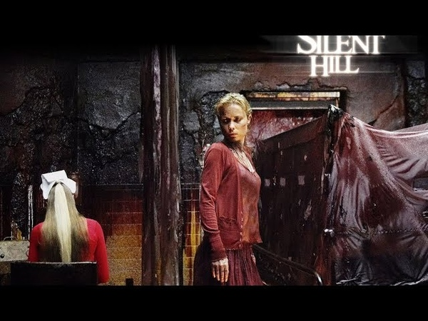 Сайлент Хилл 2006 Фильм 1080 p HD Ужасы триллер мистика