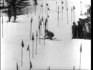 Skiing - Olympic Qualification Event (1960)