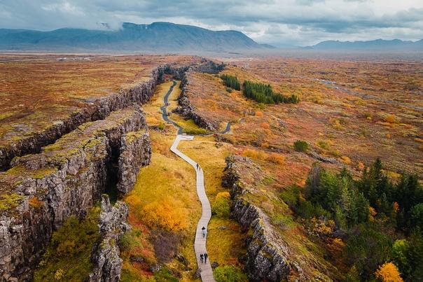 Осень в Исландии Фото: Максим Зайцев