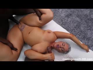Порно кастинг с сочной мамкой Kaden Kole big ass big natural tits