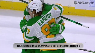 Мальцев и Зуб провели первые матчи | Россияне в НХЛ