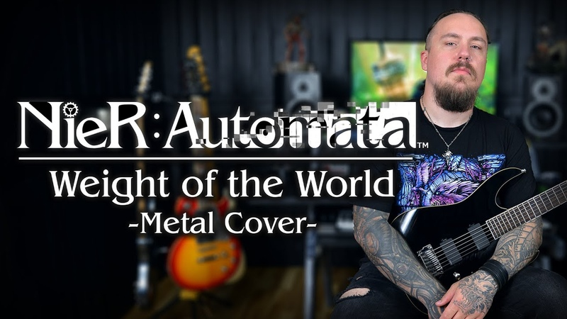 NieR Automata Weight of the World Metal Cover by Skar Productions