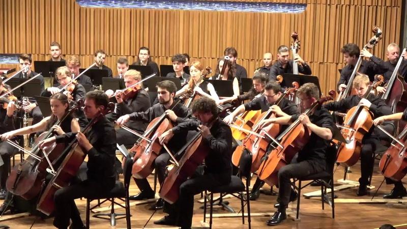 Antonín Dvořák Holoubek Symfonický orchestr Pražské konzervatoře 24 1