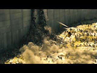 Зомби-апокалипсис в Иерусалиме. Война миров Z