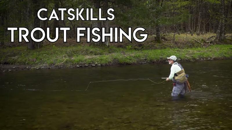 Legendary Catskills Trout Fishing | Birthplace of American Fly Fishing