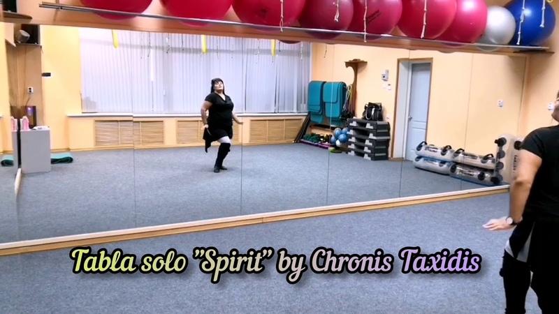 Постановка Лейлы Амар табла соло Spirit Chronis Taxidis
