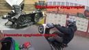 Ремонт скутера YAMAHA BWS SPY/MBK BUMP/Workshop757
