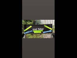 Noel fisher instagram stories | 29 августа 2019