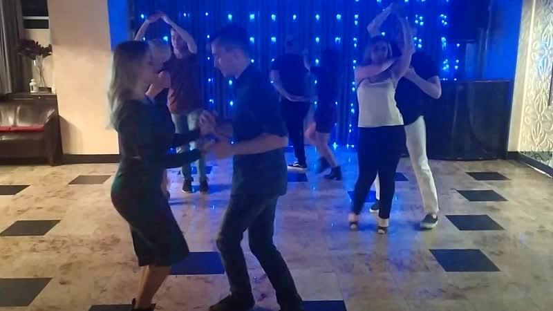 BACHATA WEEKEND в Элит кафе 13.10.19