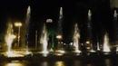 Грузия после запрета, ночной Батуми 2019, поющие фонтаны, Georgia Batumi fountains.