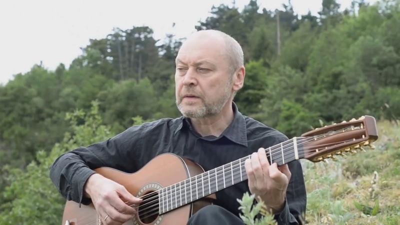 Russian Interview creators of GRAN Guitar Olshansky Ermakov