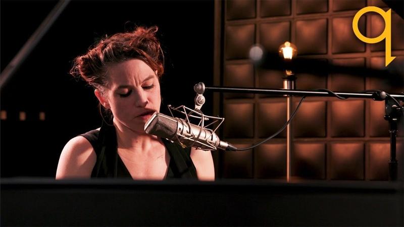 Amanda Palmer - Voicemail For Jill (Q studio LIVE)