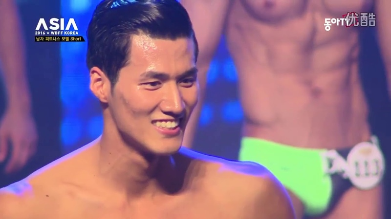 2016 WBFF ASIA Male Model Part 5