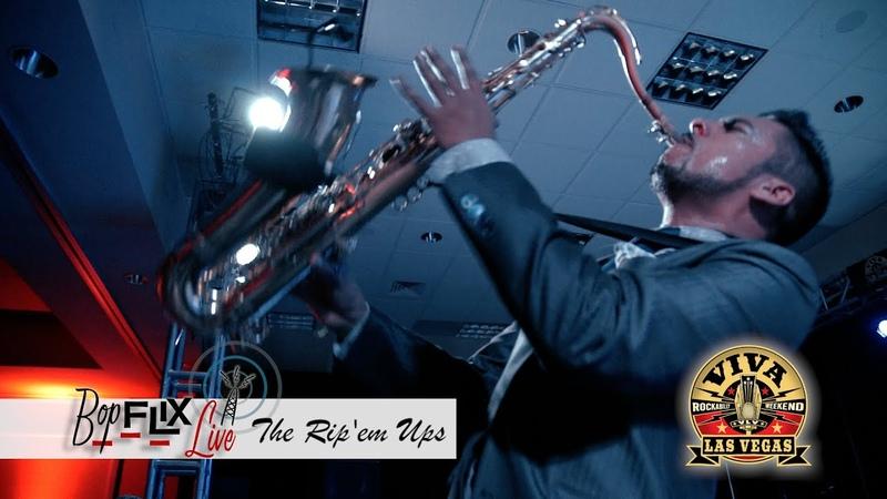 'In n' Out Shout' The Rip'em Ups RHYTHM BOMB RECORDS VLV Showcase BOPFLIX смотреть онлайн без регистрации