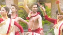 Tobo Achinte | agominir taane shoroter bhore arko saha sanjoy roy trident dance academy..