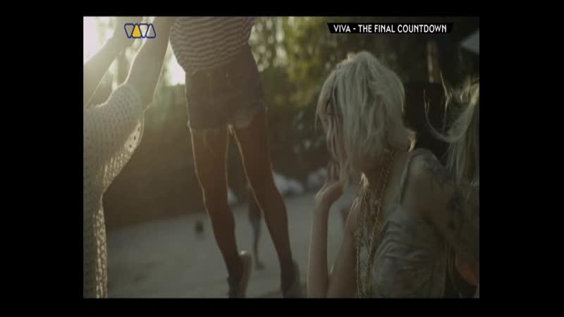 Asaf Avidan One Day VIVA VIVA The Final Countdown 2012