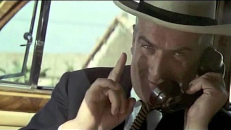 Louis de Funès - Le Corniaud (1965) - Ein großer salopard!