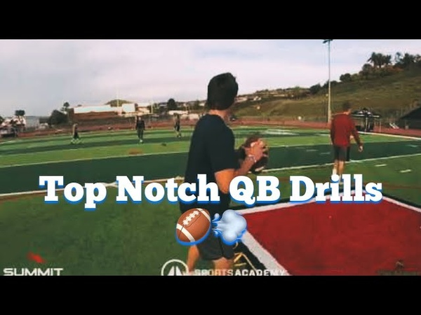Incredible Quarterback Drills To Improve Your Game 🏈💨 Jordan Palmer's QB Summit PLAYMAKER NETWORK