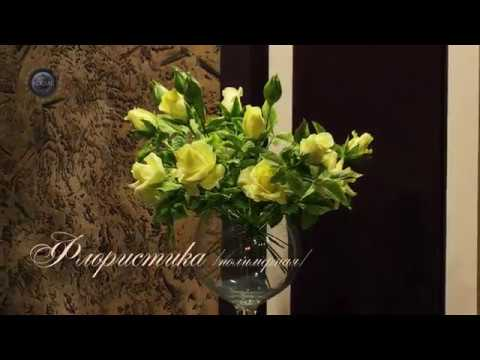 Флористика полимерная. Розы