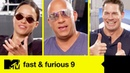 Vin Diesel Confirms All Female 'Fast Furious' Spinoff F9 Stars Dish On Han's Return MTV Movies