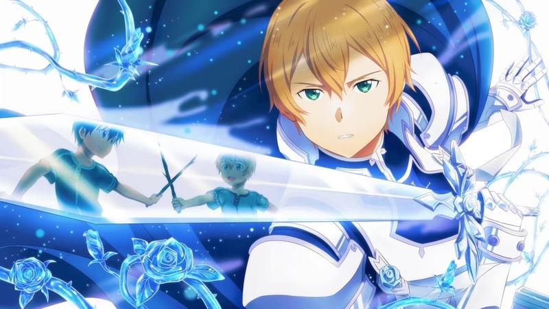 Eugeo Enhanced Armament OST Blue Rose Sword SAO Alicization Original Soundtrack Vol 3