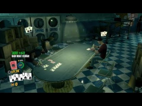 Prominence Poker Flush v Quad on River Bad beat
