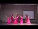 Гаурапурнима 2019, танец группы Раса - Мандала.