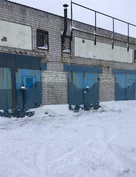 снять гараж Архангельск Архангельск Октябрят 15