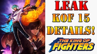 A first look at The King of Fighters 15 has just leaked!