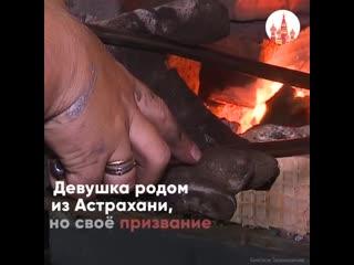 Женщина-кузнец из Сибири - Строим дом своими руками